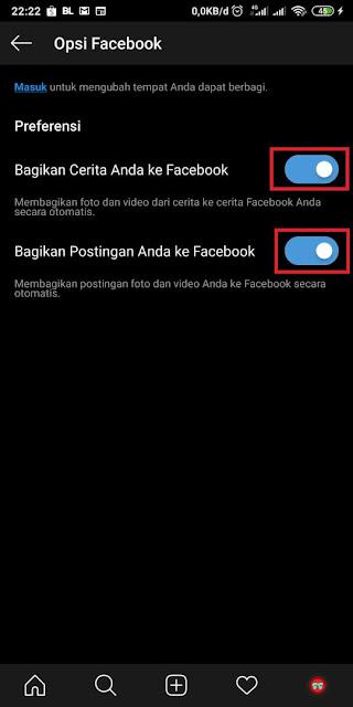 Cara Menghubungkan Facebook ke Instagram 5