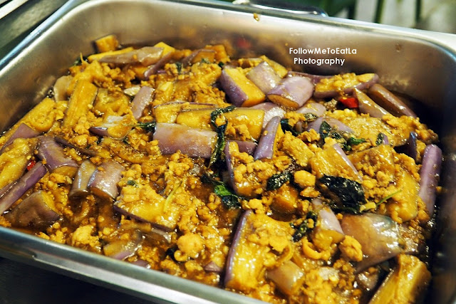 Stir Fried Egg Plant