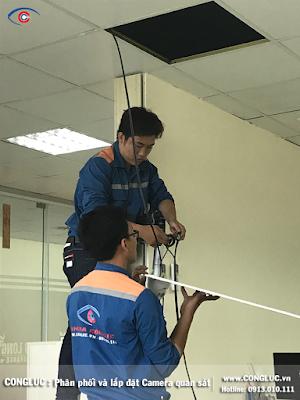 công ty sửa chữa camera quan sát hải phòng