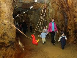 Спелеотерапия: подземные лечебницы  в соляных, сильвинитовых и карстовых пещерах, радоновых штольнях