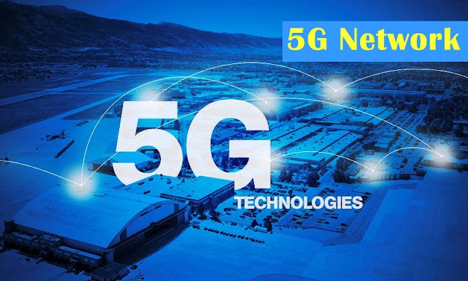 5G Network? |How does a 5G network work?