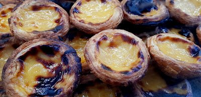 Portuguese Egg Tarts, a treat from the monasteries