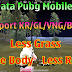 Mod pubg mobile 1.6 | Update mod pubg vng/kr/gl/bgmi new 1.6 antiban 100% - Xóa cỏ, giảm giật, người trắng pubg 1.6