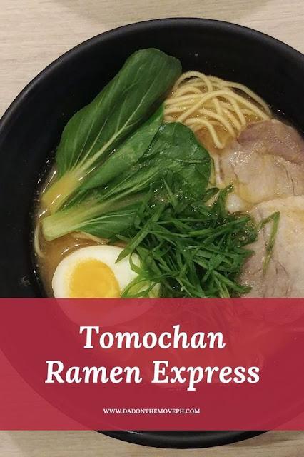 Tomochan Ramen Express review