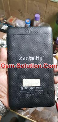 Zentality C-723ULTRASPD7731C Stock RomFirmwareFlash file Download