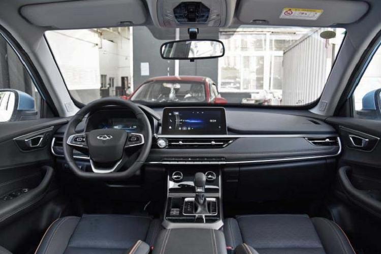 Chery Tiggo 5x 2020, mẫu SUV 5 chỗ chỉ từ 232 triệu đồng