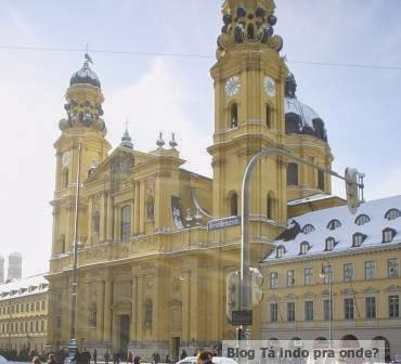 Theatinerkirche em Munique