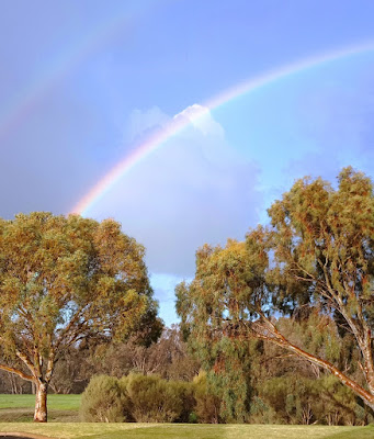 Western Australian rainbow August 2020