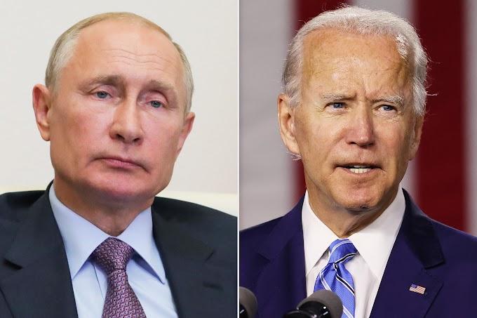 Biden 'lelketlen gyilkosnak' nevezte Putyint, és megtorlást ígért