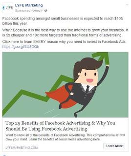 كيفية عمل إعلان فيسبوك ناجح 10