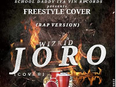 DOWNLOAD MP3: Folaranmi OT X Wizkid – Kolom (Joro Cover)