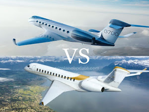 Gulfstream G700 Vs Bombardier Global 7500, Which Business Jet is Better?