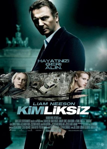 Kimliksiz (2011) 1080p Film indir