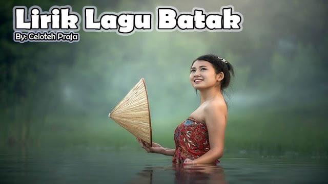 Lirik Lagu Batak Manduda Baioni  Ias Do Holong Mi Tu Au Ito