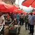 Antisipasi Penyebaran Covid 19, Pemkot Sungai Penuh Berlakukan Pembatasan Jam Operasional Pasar