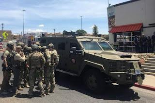 Multiple Fatalities in Shooting at WalMart