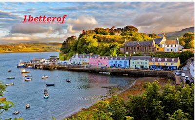 Traveling Scotland
