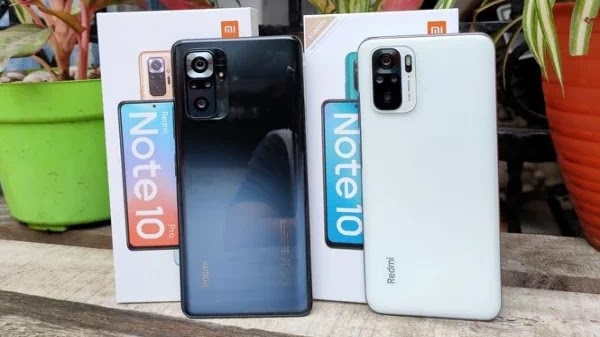 XIAOMI REDMI NOTE 10 AND REDMI NOTE 10 PRO HAS BEEN LAUNCHED