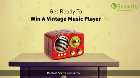 World Music Day Contest Win A Vintage Music Player | Free Stuff