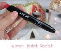 Heaven Lipstick de Nocibé