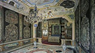 Замок Фаворит в Раштатте (Rastatt-Förch. Schloss Favorite)