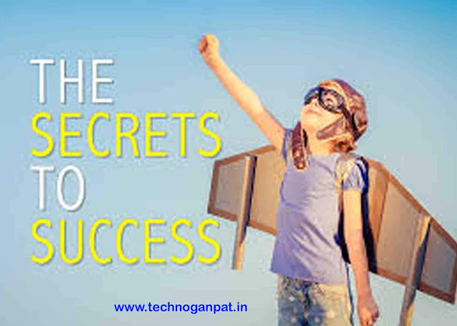 Secret of Success a story