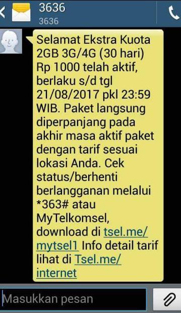 Paket Internet 4g Telkomsel 2GB Hanya 1000 Terbaru 2017 paket telkomsel 4g unlimited paket internet 4g paling murah paket internet telkomsel murah Paket Internet 4g Telkomsel