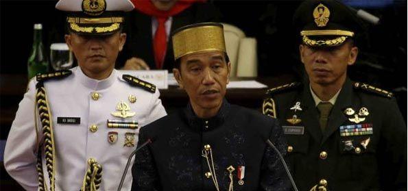 Jokowi Bantah Kumpulkan Buzzer Politik