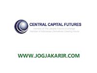 Loker Jogja di PT Central Capital Futures Marketing Executive dan Business Consultant