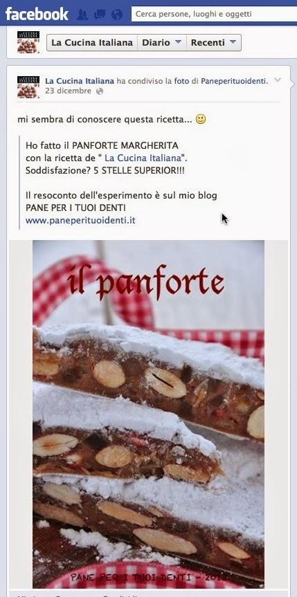 Pane per i tuoi denti gli amici i miei corsi di cucina e for Sito cucina italiana