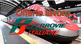 adessolavoro - Lavoro Italia, le offerte di Ferrovie dello Stato