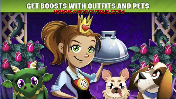 Download COOKING DASH Mod Apk v2.16.4 Mega Mod Unlimited Android Terbaru