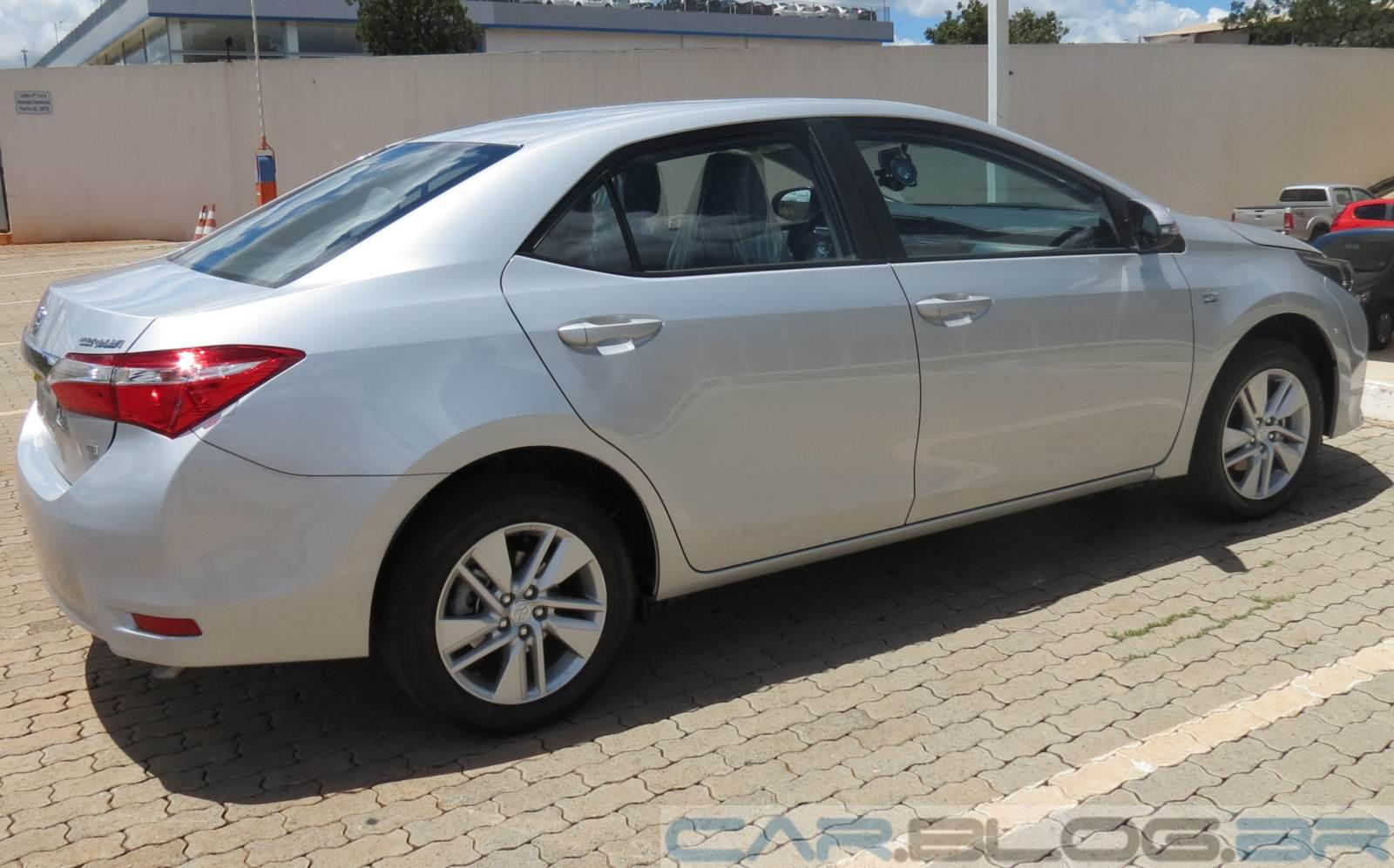 Toyota Corolla 2016 - PCD