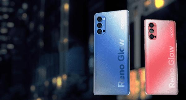 الإعلان رسميا عن هاتف OPPO RENO 4 PRO