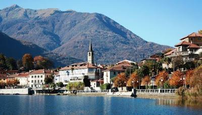 Lago di Mergozzo Verbania - gite Piemonte