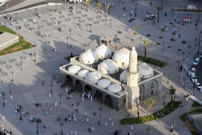Hiburan Quba di Madinah Tarik Banyak Pengunjung