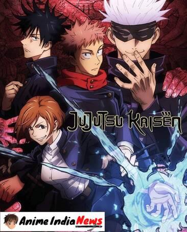 Jujutsu Kaisen Anime Celebrates Huge On Twitter As They Crossed 1 Million Followers On Twitter