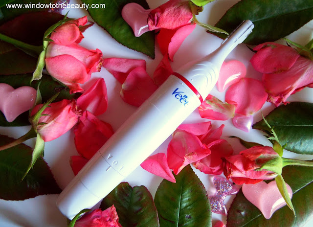 Veet Sensitive Precision Beauty Styler Womens Hair Trimmer