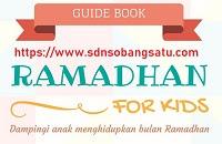 Download Buku Panduan Ramadhan (Guidebook) Untuk Anak SD