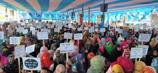 सीएए के विरोध में अनिश्चितकालीन धरना, ढाका में  आज होगा दूसरा दिन