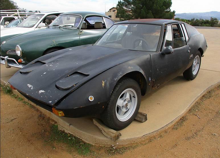 Daily Turismo: OTAS 820 Giannini: 1969 Lombardi Grand Prix