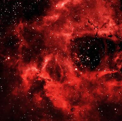 ngc2237 nebulosa Rosetta i ngc2244