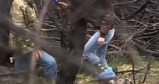 Σύλληψη αλλοδαπού σε περιοχή της Καστοριάς για παράβαση της δασικής νομοθεσίας