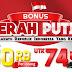 Event Merdeka freebet Gratis Rp 50.000 tanpa Deposit tanpa like dan share