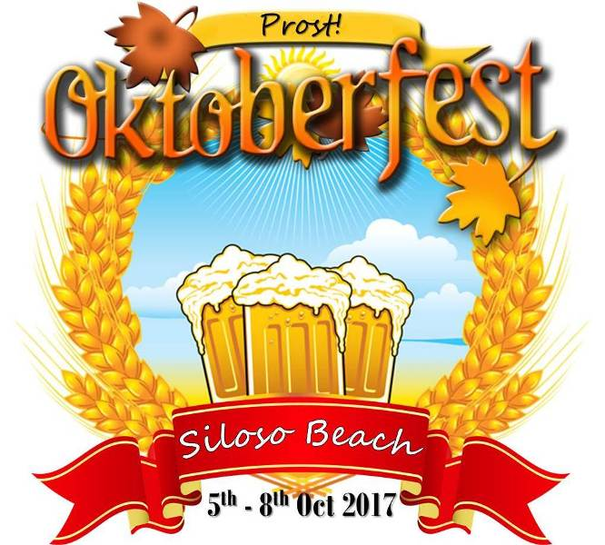 celebrate oktoberfest siloso beach with grabshuttle rides