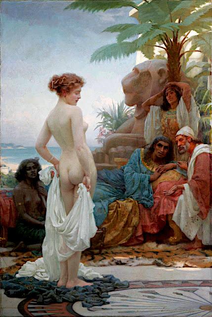 Ernest Normand: La schiava bianca