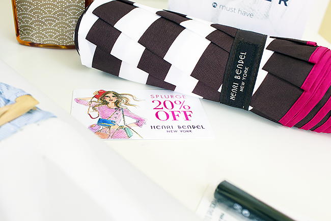 POPSUGAR October Must Have Box Review