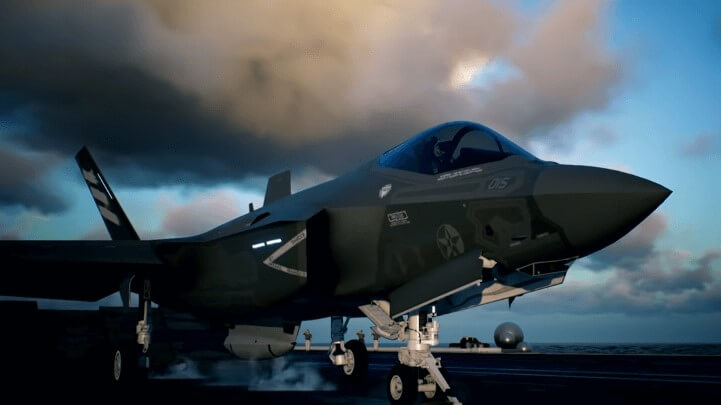 Ace Combat 7: Skies Unknown New Launch Trailer