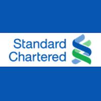 UK blue chip stock : LSE:STAN Standard Chartered plc stock price chart