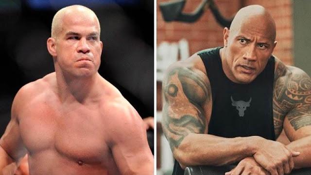 Bela Donald Trump, Mantan Petarung UFC Ini Tantang The Rock Duel